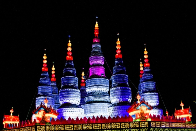 Lantern Festival - China Castle